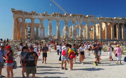Grecja zapowiada kolejny wzrost w turystyce