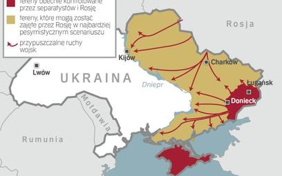 Najbardziej radykalny wariant rosyjskiej agresji