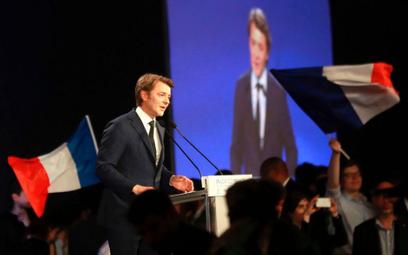 Francois Baroin będzie premierem w razie zwycięstwa Republikanów