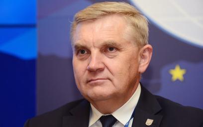 Tadeusz Truskolaski, prezydent Białegostoku. Fot./materiały prasowe