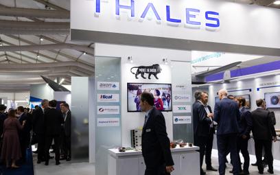 Thales zakończył trwający 15 miesięcy proces przejęcie spółki Gemalto. Fot./Bloomberg