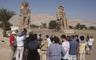 Amerykanie wspierają egipską turystykę. 17 milionów dolarów na Luksor