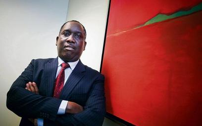 Dr Richard Mbewe jest głównym ekonomistą Domu Kredytowego Notus S.A oraz adiunktem na Uczelni Łazars