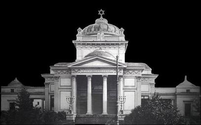 Wielka Synagoga odbudowana cyfrowo