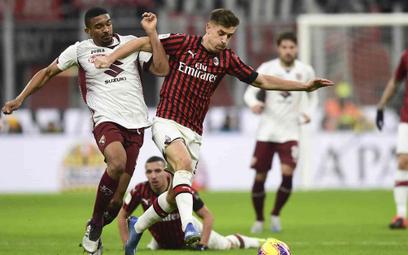Milan w półfinale Pucharu Włoch. Ibra z golem, Piątek bez