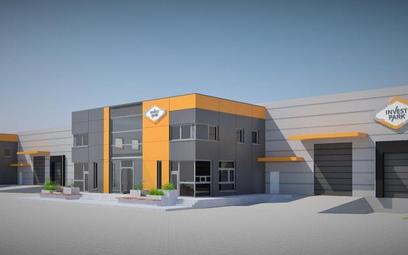 Wałbrzyska strefa buduje hale przemysłowe pod wynajem