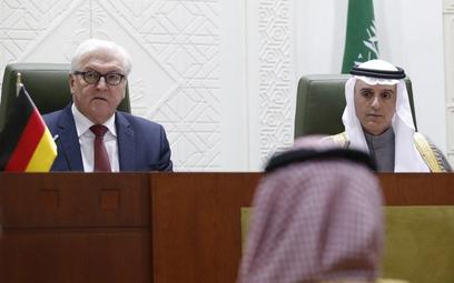 Niemiecki minister spraw zagranicznych między Iranem a Saudami