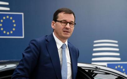 Morawiecki: Kluczowe są dla nas interesy Polski