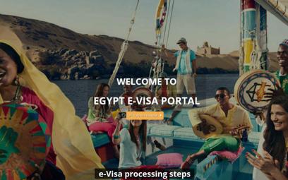 Egipt uruchomił portal wizowy dla turystów