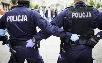 Piotr Paduszyński: Policyjne gwiazdy szeryfa