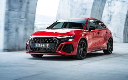 Audi RS3: Najszybszy w swojej klasie