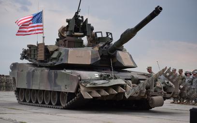 Czołg M1 Abrams to niewątpliwie jeden z mimo wszystko najgroźniejszych czołgów świata.