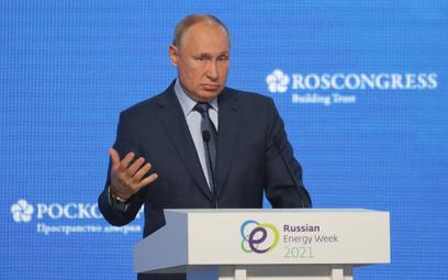 Szukanie winnego rekordowych cen gazu. Ścieżki prowadzą na Kreml
