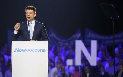 Szułdrzyński: Petru nikogo nie przekona