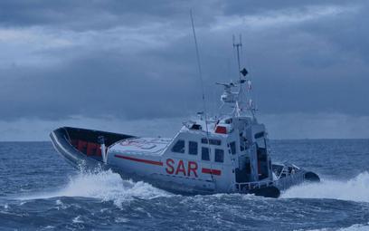 Kuter typu SAR-1500 Morskiej Służby Poszukiwania i Ratownictwa. Fot./MSPiR.