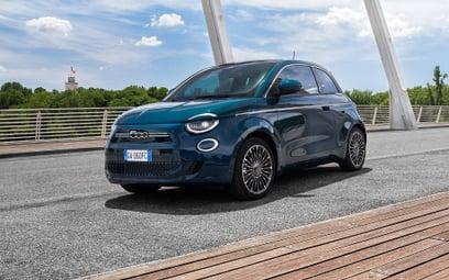 "Fiat 500e ""la Prima"": Elektryczny, limitowany, drogi"