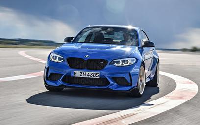 Pożegnanie z Europą obecnie najlepszego sportowego BMW