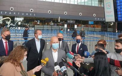 Pomorski samorząd w obronie lotnisk regionalnych i cen biletów