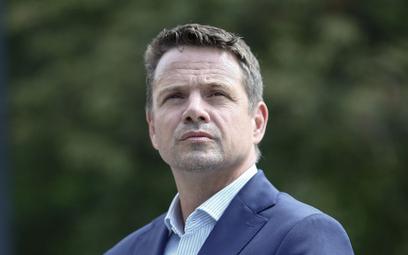Trzaskowski: Kaczyński im bardziej agresywny, tym słabszy