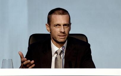 Aleksander Ceferin wygrał bez trudu, z 55 europejskich federacji głosowały na niego 42.