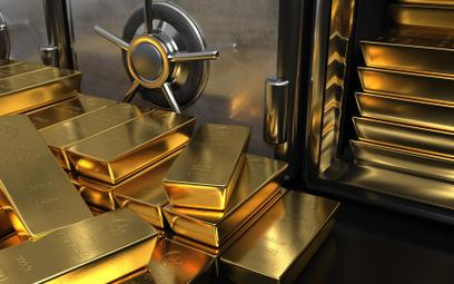Najgorszy miesiąc od lat dla złota