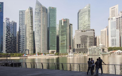 Wild szuka finansowania CPK w Singapurze