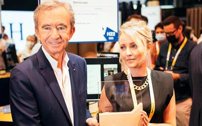 """""""Innowacja roku"""": Bernard Arnault wybrałnajlepszy startup"""