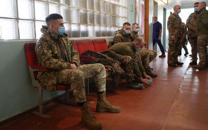 Koronawirus. Ukraina: Największa dobowa liczba zakażeń od początku roku