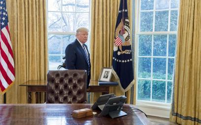 CNN: Trucizna w przesyłce do Donalda Trumpa