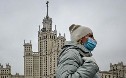 Rosjanie zaszczepili się Sputnikiem i zachorowali na Covid