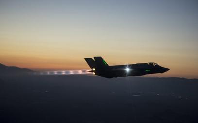 Program Harpia doprowadzi do zakupu łącznie 32 myśliwców F-35A Lighting II. Fot./Lockheed Martin