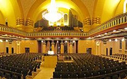 Synagoga Westend - największa we Frankfurcie nad Menem