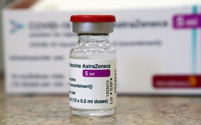 Wielka Brytania: Trzy udary po szczepionce AstraZeneca
