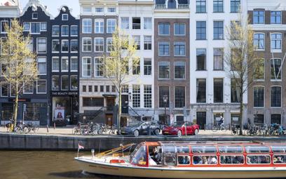Amsterdam przyciąga nie tylko chińskich turystów, ale i szpiegów przemysłowych