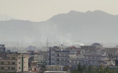 Afganistan: W kierunku lotniska w Kabulu wystrzelono rakiety