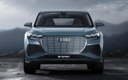 Droga do elektromobilności. Tak wygląda przyszłość Audi