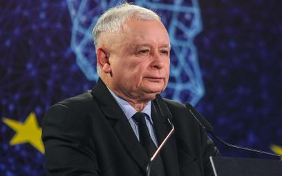 Kaczyński: Chcemy powołać komisję, która będzie badała sprawy pedofilii we wszystkich środowiskach