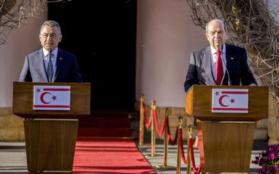 Wiceprezydent Turcji: Na Cyprze muszą powstać dwa państwa