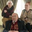 """Biesiada u hrabiny Kotłubaj"", reż. Robert Gliński, Teatr Telewizji."