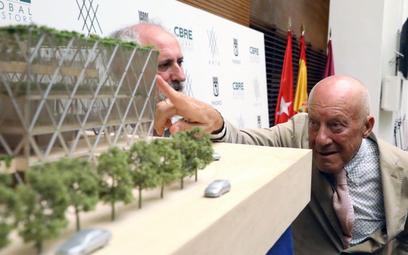Norman Foster: przyszłość miast to rolnictwo, a nie parkingi