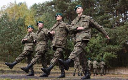 Uczniowie mogą iść do wojska