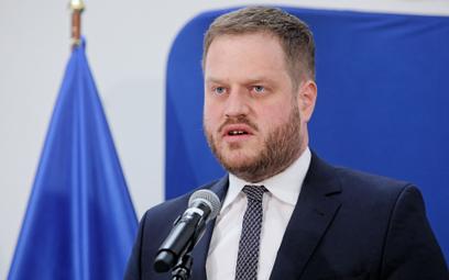 Janusz Cieszyński, sekretarz stanu w KPRM