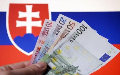 Euro stabilizuje Słowację