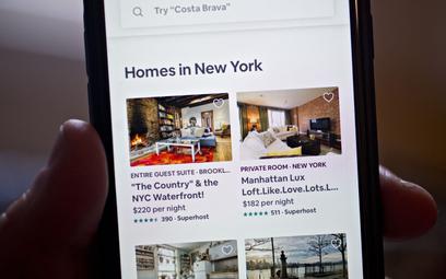 """Airbnb po strzelaninie kończy z """"party houses"""""""