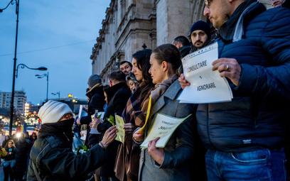 """Rumunia: Wielki protest sędziów i prokuratury. """"Zagrożenie dla niezależności"""""""