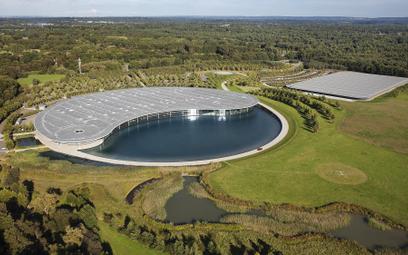 Siedziba McLarena sprzedana za 170 milionów funtów