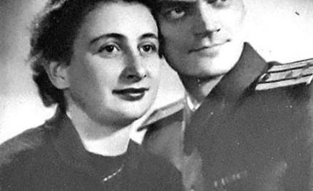 Judith Gyenes i Pál Maléter