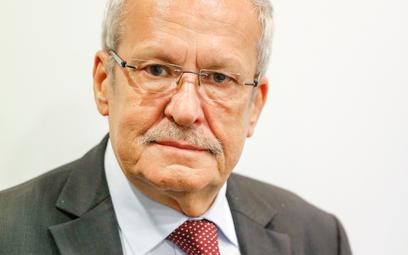 Janusz Steinhoff. Fot./Piotr Guzik