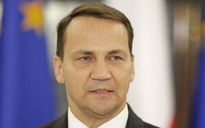 Radosław Sikorski: Klęska polityki historycznej PiS