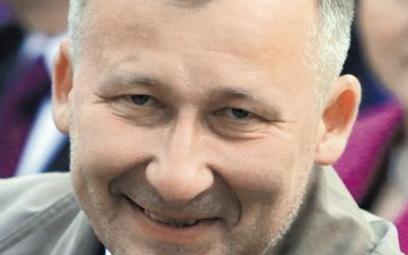 Adam Krzysztoń, starosta łańcucki